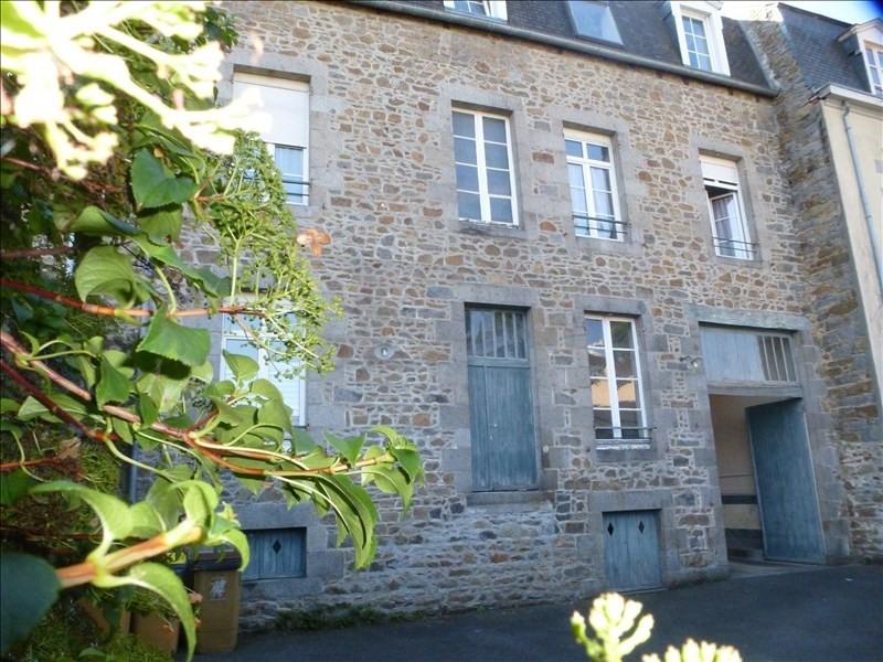 Rental apartment Saint brieuc 570€ CC - Picture 1