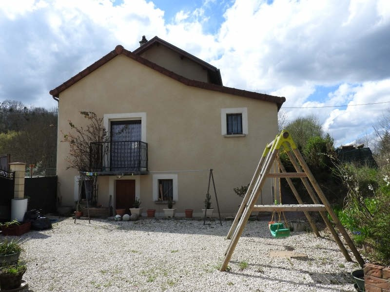 Vente maison / villa Secteur recey s/ource 118000€ - Photo 1