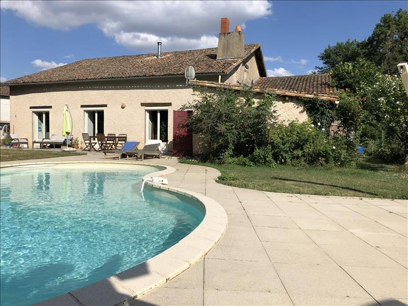 Vente maison / villa Vivonne 249000€ -  7