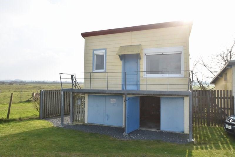 Sale house / villa Gefosse fontenay 76000€ - Picture 4