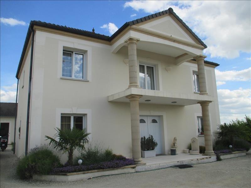 Sale house / villa St benoit sur seine 289500€ - Picture 1