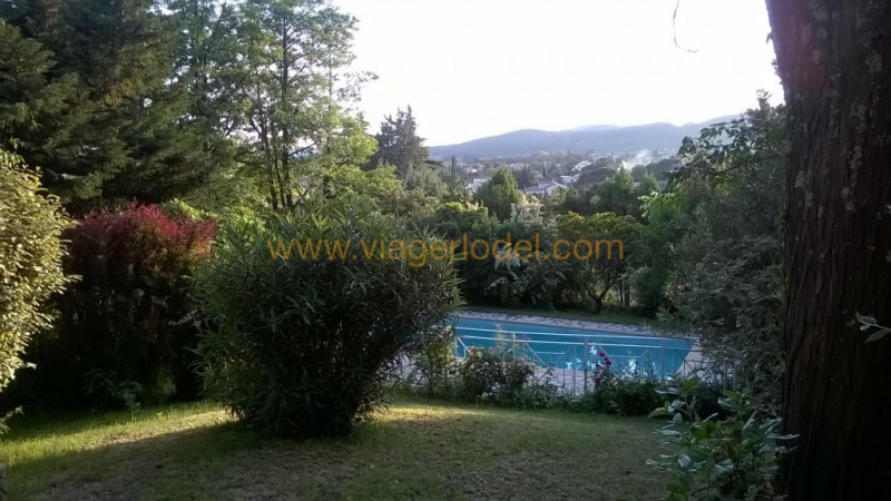 Viager maison / villa Saint-christol-lès-alès 370000€ - Photo 2