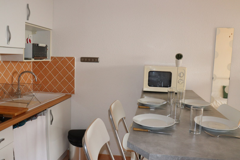 Vacation rental apartment Cavalaire 350€ - Picture 10