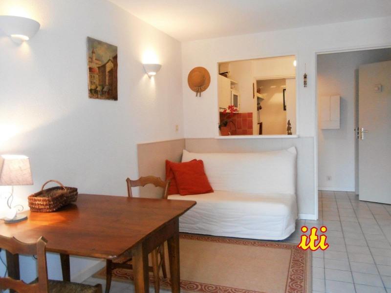 Vente appartement Chateau d olonne 98000€ - Photo 1