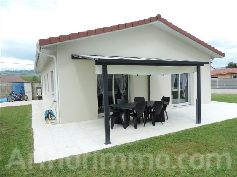 Sale house / villa St sauveur 230000€ - Picture 2