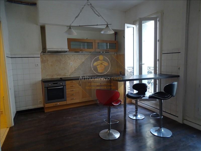 Sale apartment Sete 101000€ - Picture 1