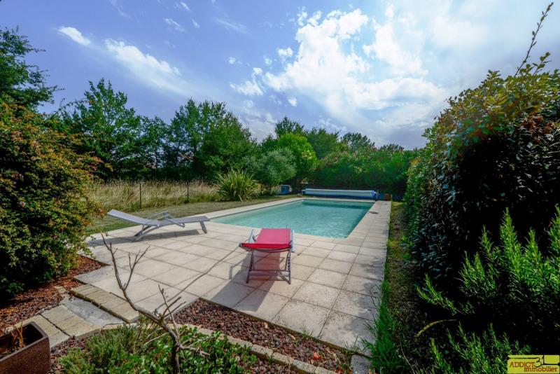 Vente maison / villa Secteur montastruc-la-conseillere 325500€ - Photo 7