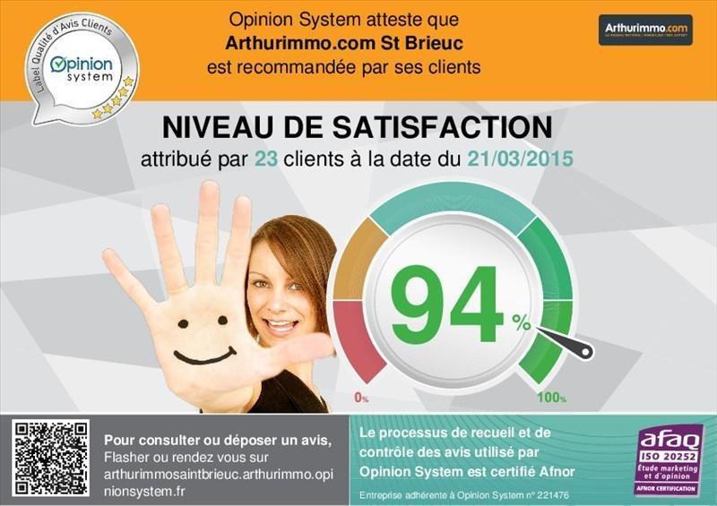 Vente local commercial St brieuc 331300€ - Photo 2