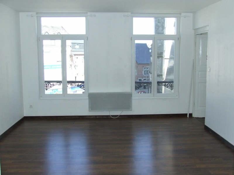 Rental apartment Avesnes sur helpe 420€ CC - Picture 1