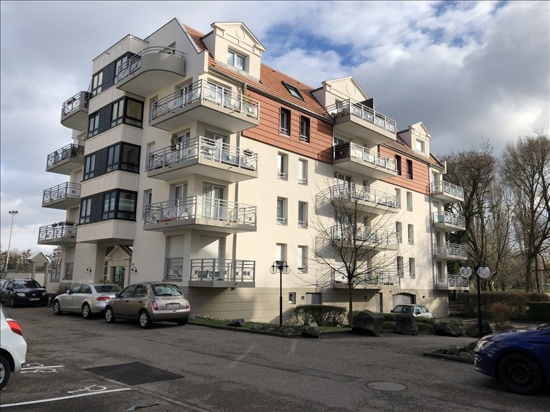 Rental apartment Strasbourg 593€ CC - Picture 1