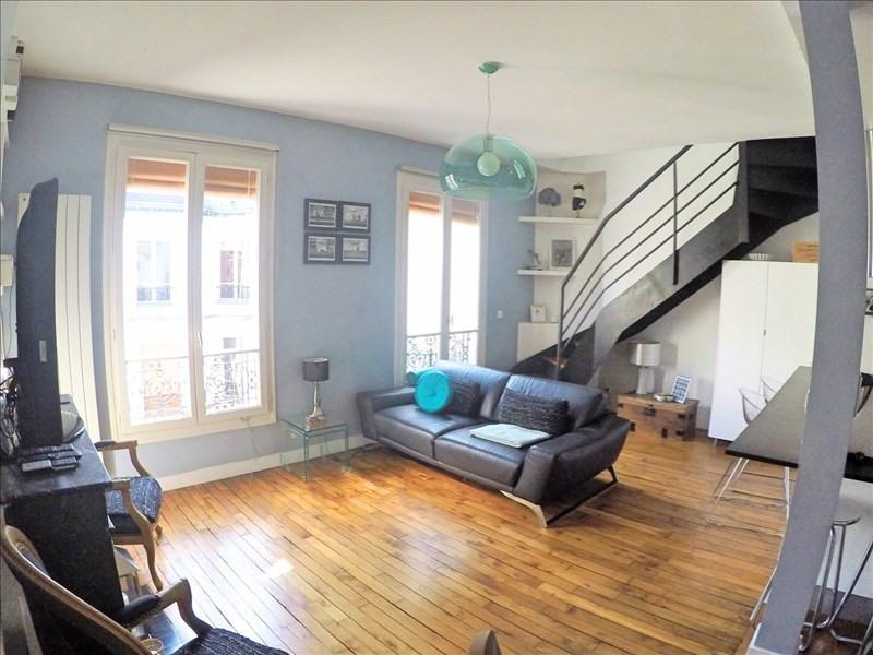 Vente appartement Paris 16ème 720000€ - Photo 1