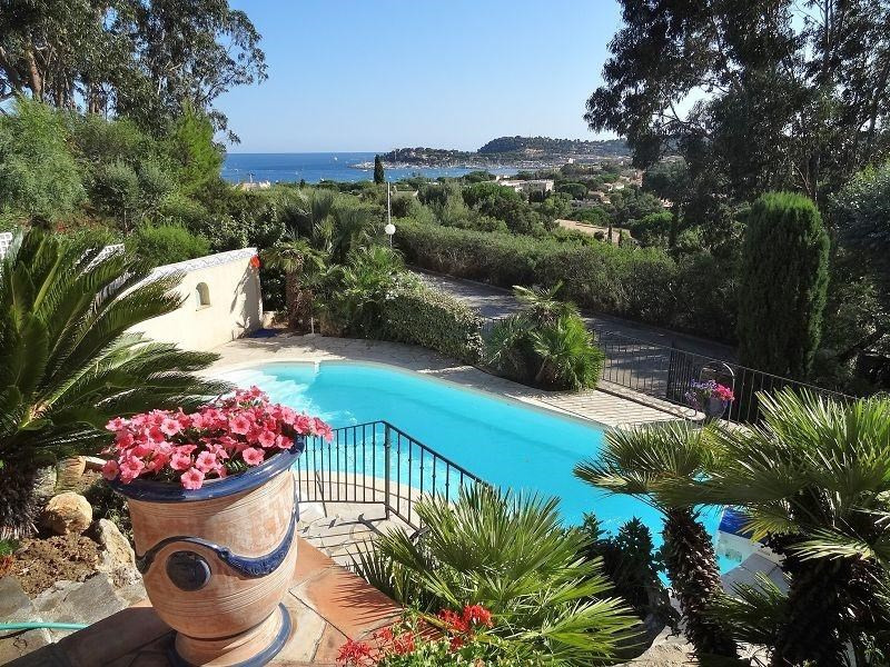 Vacation rental house / villa Cavalaire sur mer 1 000€ - Picture 5
