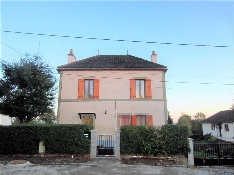 Vente maison / villa Tronget 117700€ - Photo 1