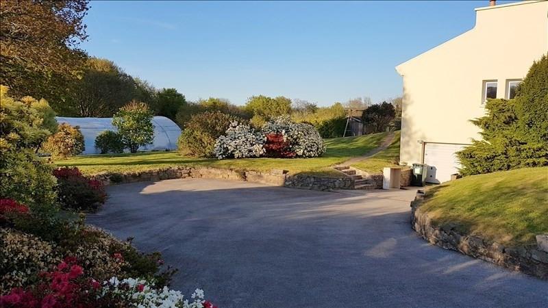 Deluxe sale house / villa Guipavas 393000€ - Picture 2