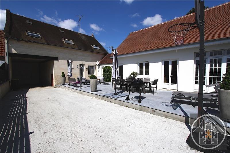 Vente maison / villa Compiegne 397000€ - Photo 2