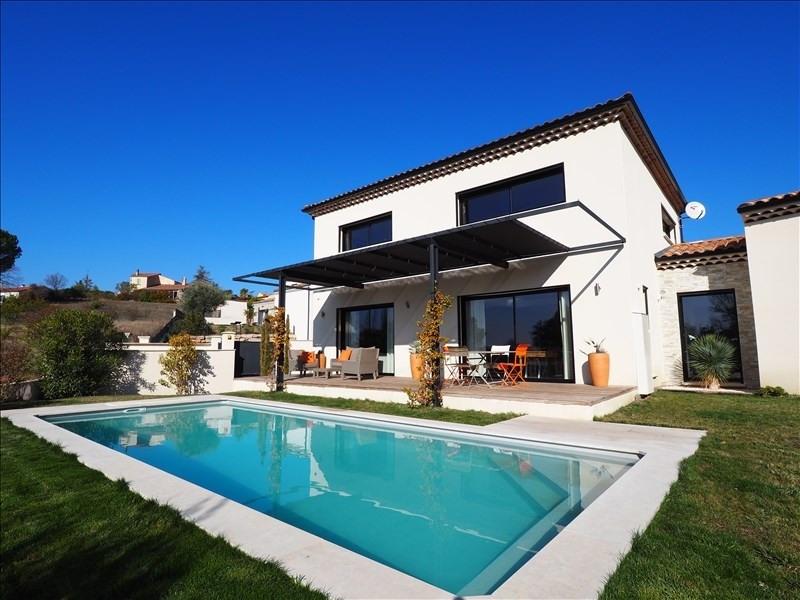 Deluxe sale house / villa Pierrevert 655000€ - Picture 1
