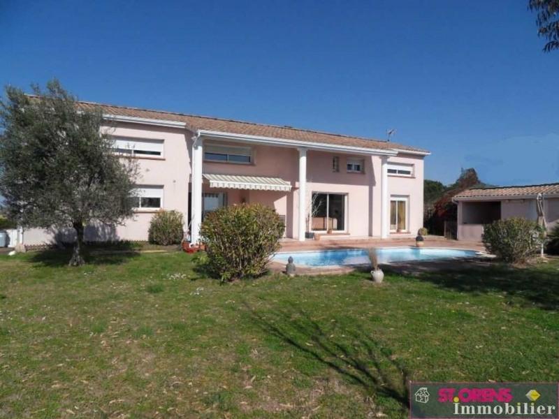 Deluxe sale house / villa Saint-orens coteaux 590000€ - Picture 1