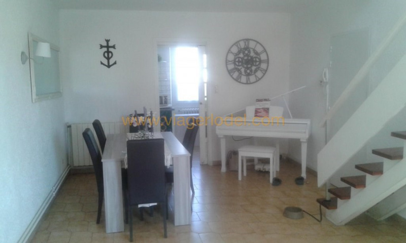 Viager appartement La grand combe 8000€ - Photo 1