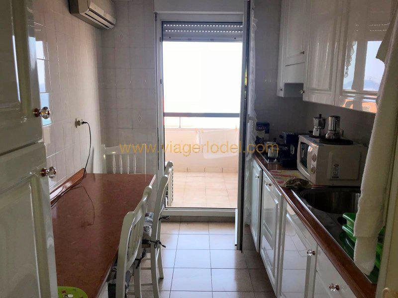 Life annuity apartment Nice 75 000€ - Picture 11