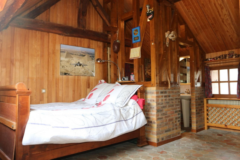 Vente maison / villa Soisy sur seine 447000€ - Photo 9