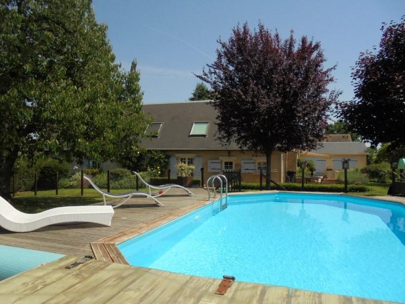 Sale house / villa Beaulieu sur loire 250000€ - Picture 3