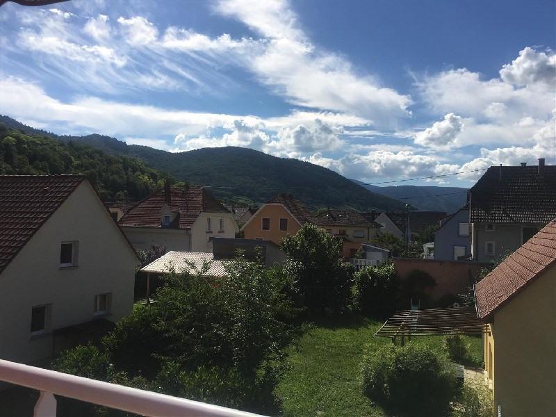 Verkoop  appartement Wintzenheim 273000€ - Foto 2