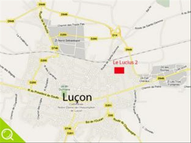 Sale site Lucon 50 185€ - Picture 1