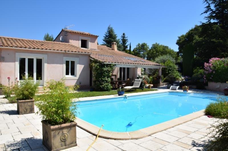 Vente de prestige maison / villa Eguilles 826000€ - Photo 2