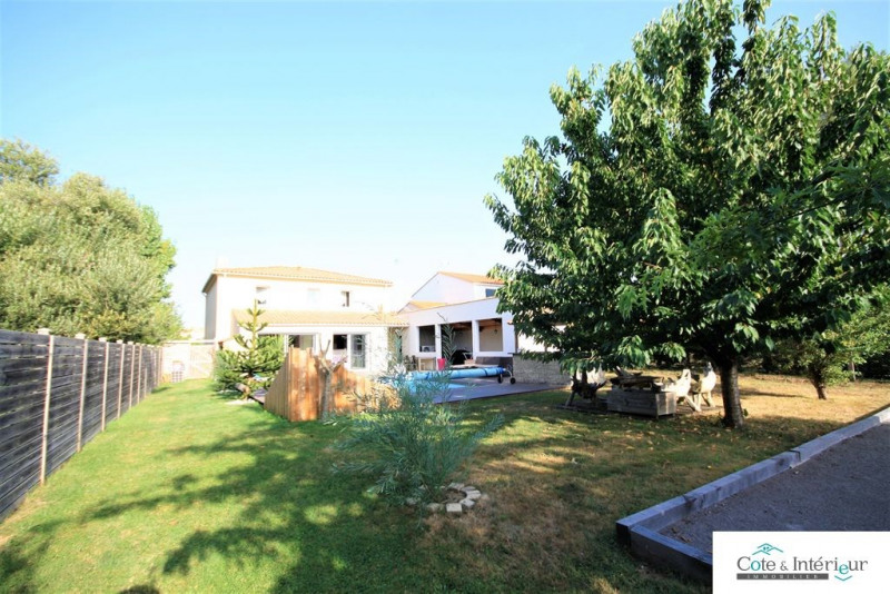 Vente maison / villa Chateau d olonne 460 000€ - Photo 13