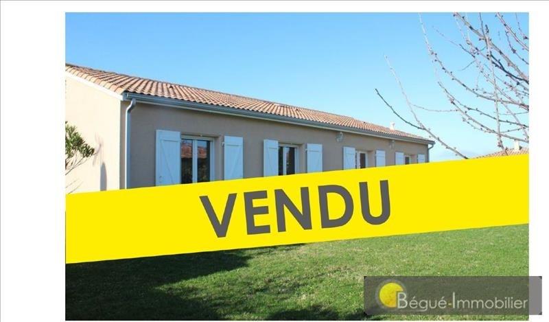 Sale house / villa Leguevin 288000€ - Picture 1