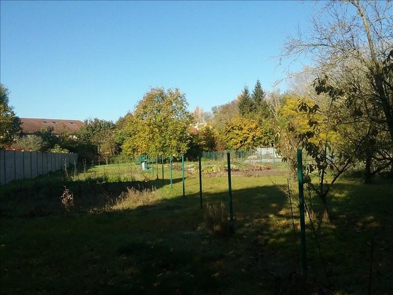 Venta  terreno Eragny 245000€ - Fotografía 2
