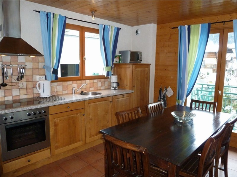 Sale apartment Morzine 422 000€ - Picture 2