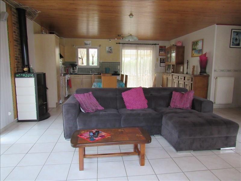 Sale house / villa La chapelle heulin 248900€ - Picture 2