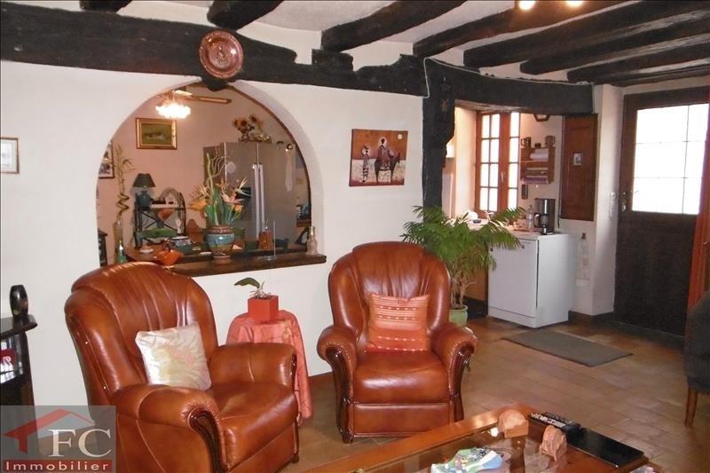 Vente maison / villa Besse sur braye 222000€ - Photo 5