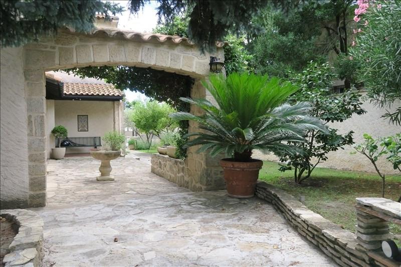 Revenda casa Le cres 535000€ - Fotografia 3