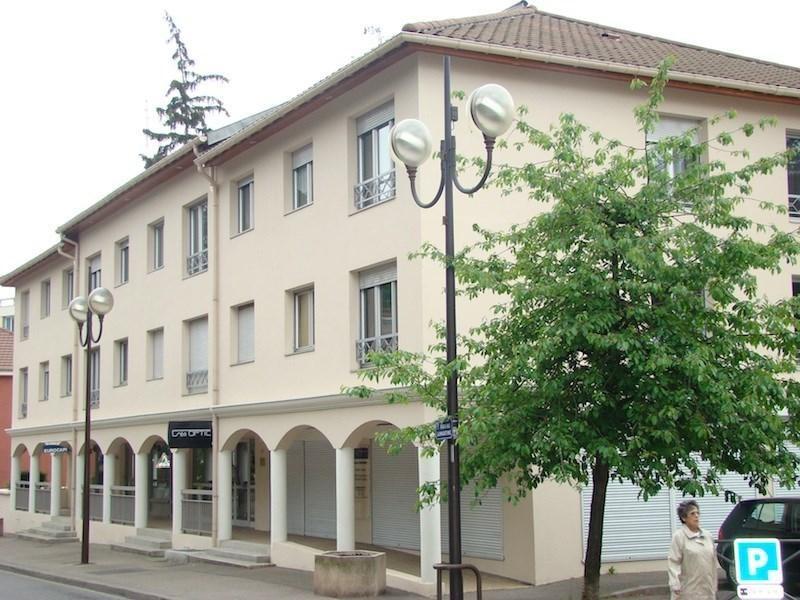 Sale apartment Charbonnieres les bains 126000€ - Picture 1