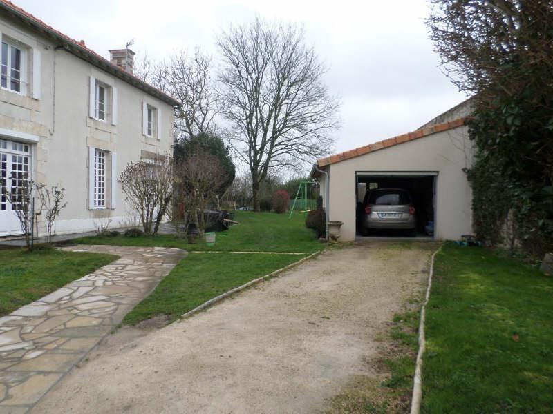 Vente maison / villa Chauvigny 168000€ - Photo 1