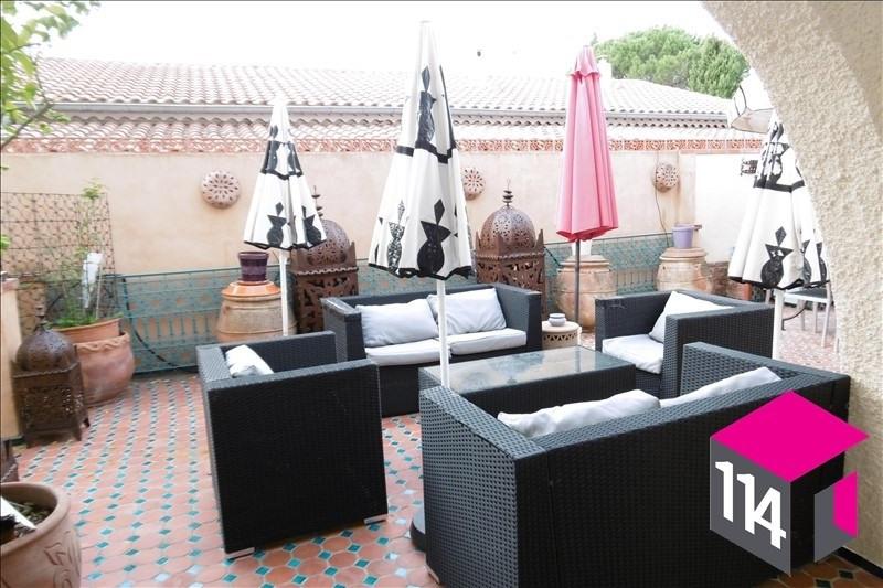 Sale house / villa Saint bres 420000€ - Picture 8