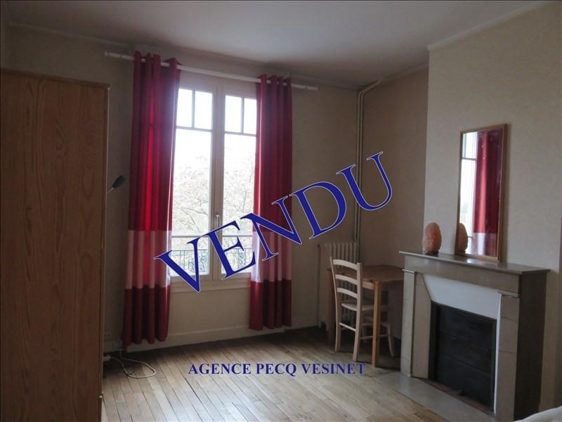 Vente appartement Le vesinet 245000€ - Photo 1