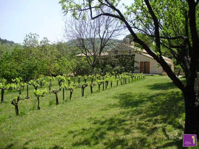 Vente de prestige maison / villa St paulet de caisson 560000€ - Photo 2