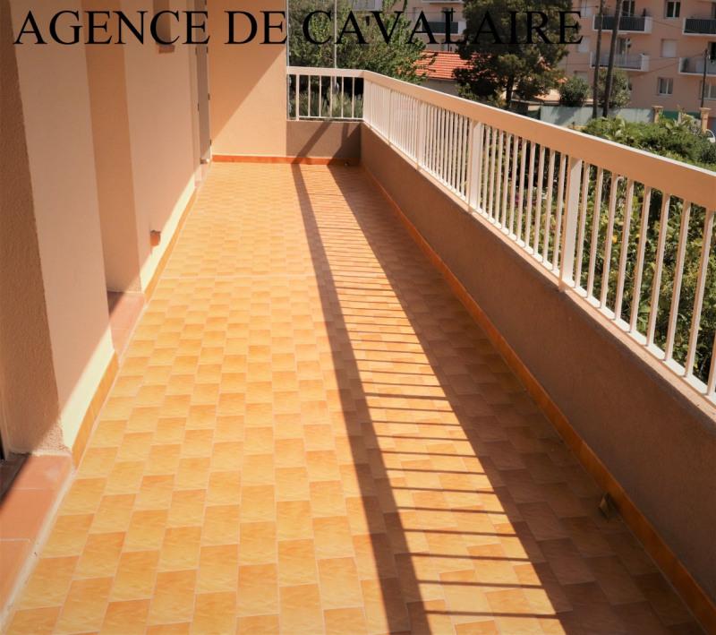 Vente appartement Cavalaire sur mer 149000€ - Photo 1