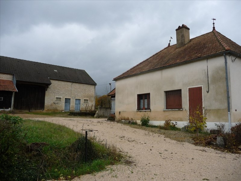 Vente maison / villa Brazey en plaine 168 800€ - Photo 1