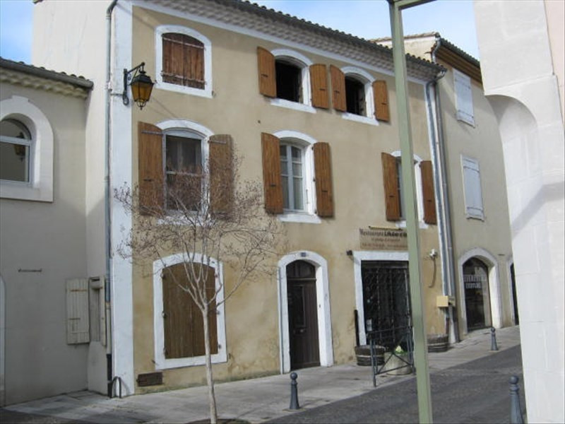 Verkoop  huis St paul trois chateaux 159574€ - Foto 1