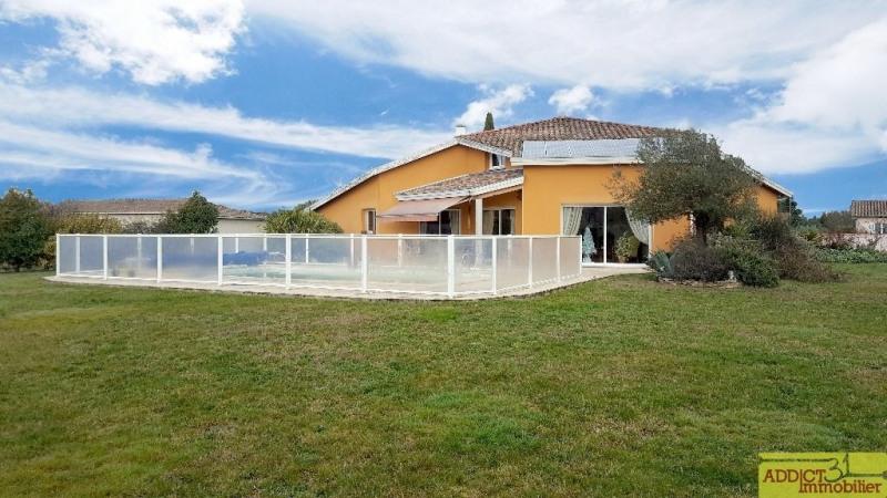 Vente maison / villa Secteur montastruc-la-conseillere 395000€ - Photo 12