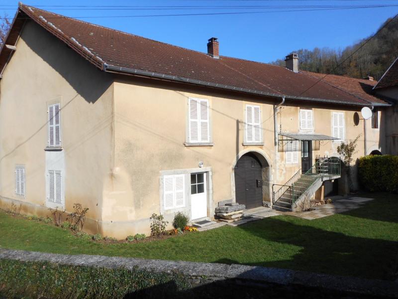 Vente maison / villa Macornay 168480€ - Photo 1