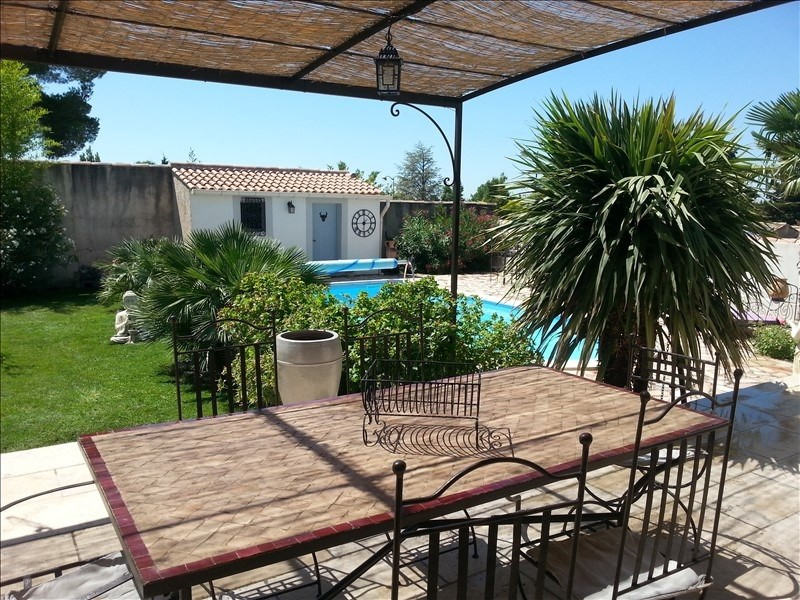 Vente maison / villa St cannat 472 000€ - Photo 2