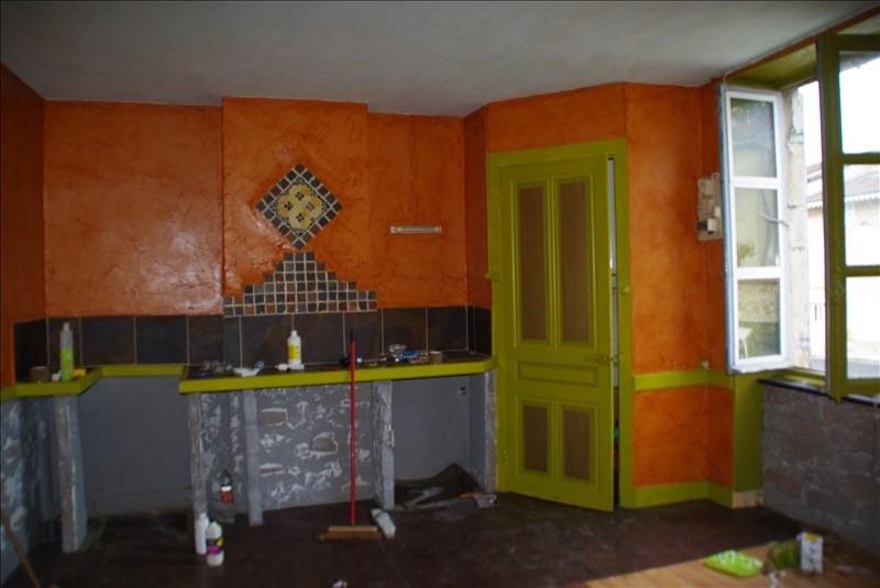 Vente maison / villa Poncin 75000€ - Photo 5