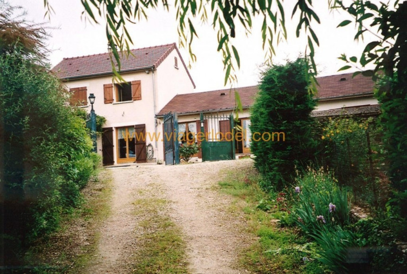 Life annuity house / villa Trevilly 25 000€ - Picture 2
