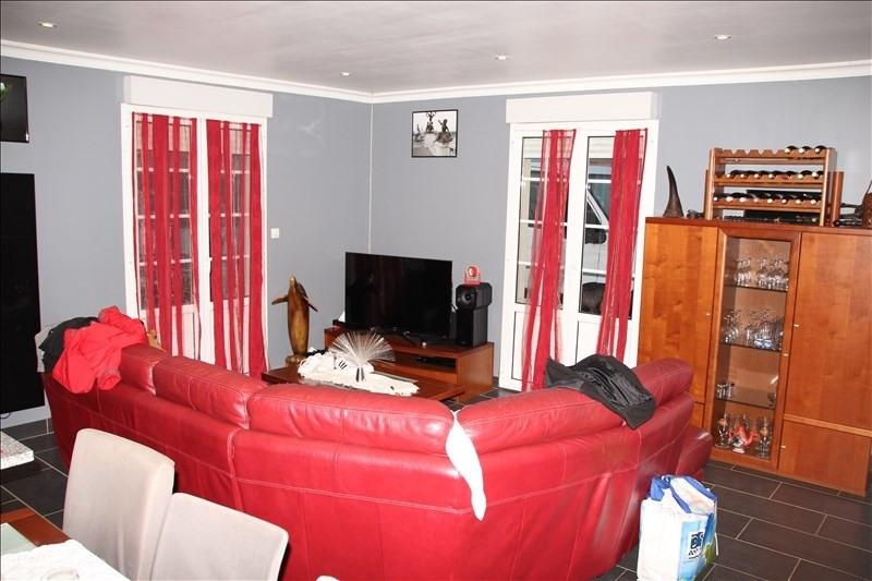 Sale house / villa St ouen l aumone 283500€ - Picture 2