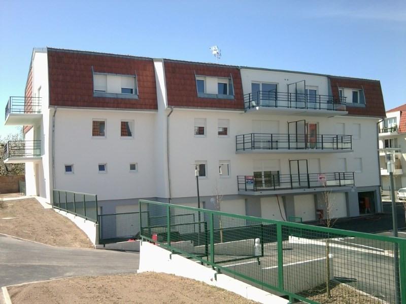 Rental apartment Holtzheim 905€ CC - Picture 1